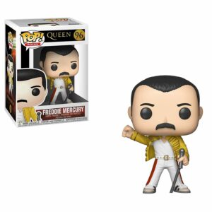 Funko Pop Freddie Mercury Wembley 1986