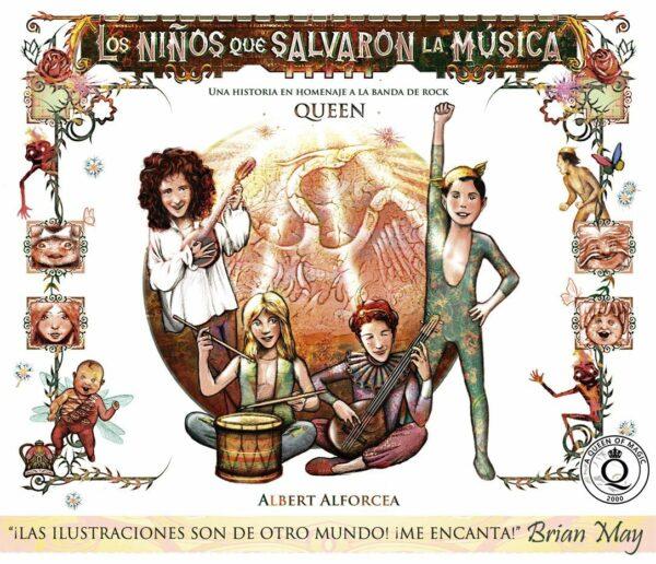 Los niños que salvaron la música. Albert Alforcea.
