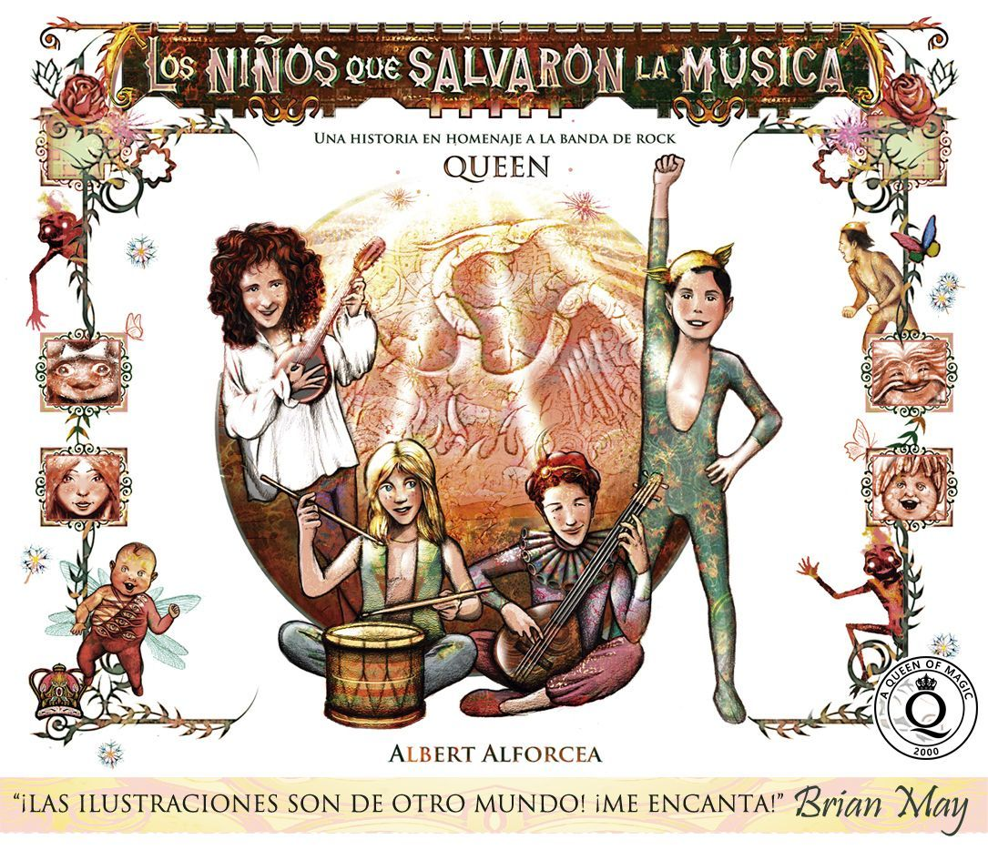 """Libro """"Los Niños Que Salvaron La Música"""""""