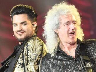 queen adam lambert global citizen