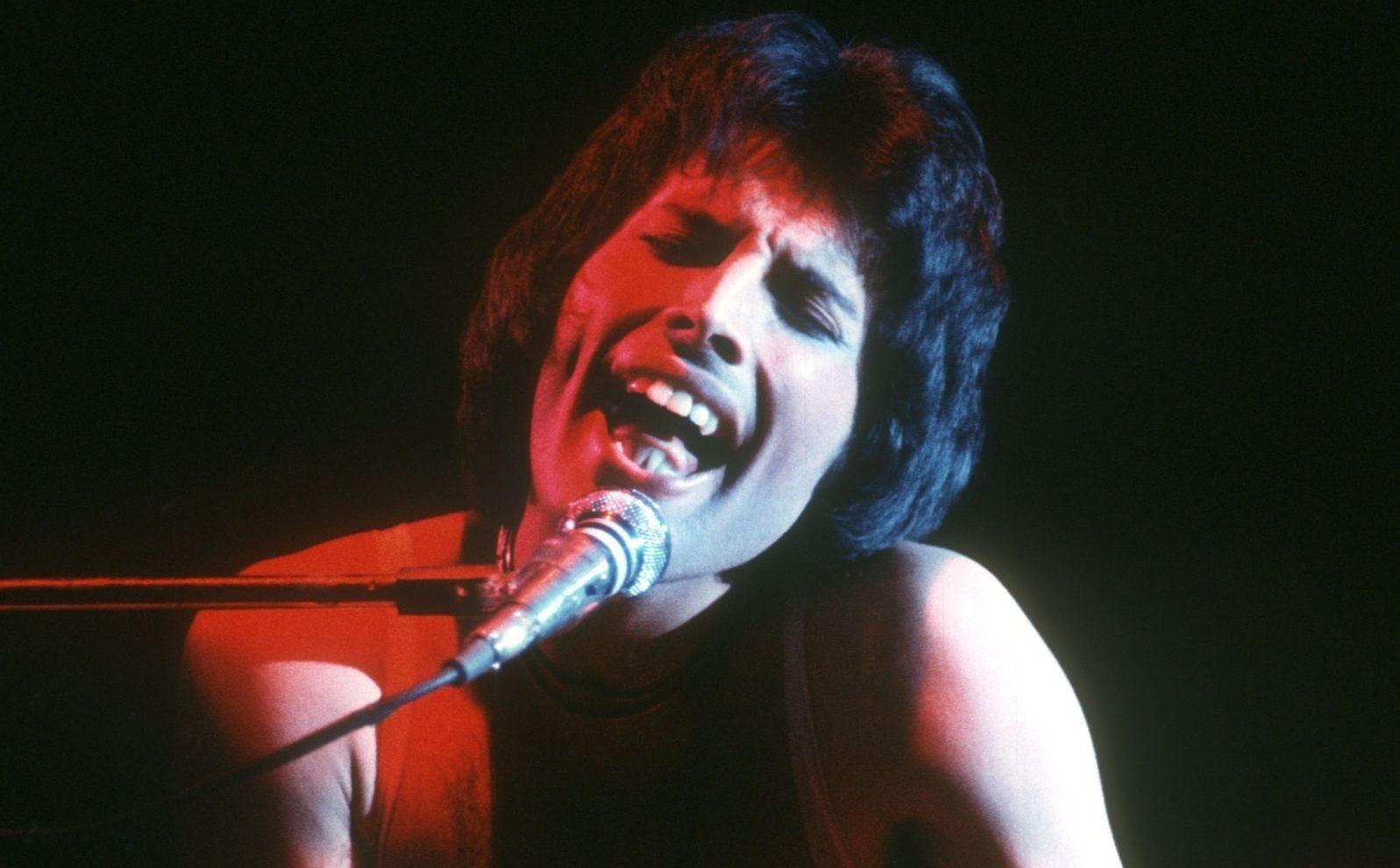Freddie Mercury The Night Comes Down
