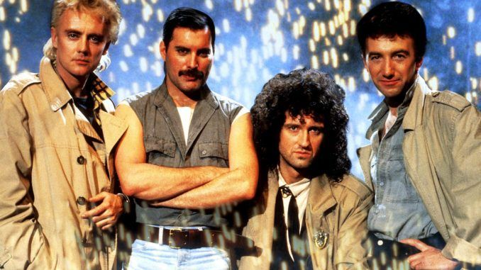 Queen Princes Of The Universe A Kind Of Magic 1986
