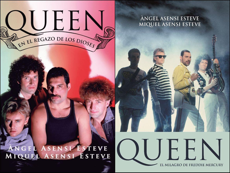 Libros Queen Asensi
