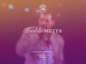 FreddieMeter Google Freddie Mercury