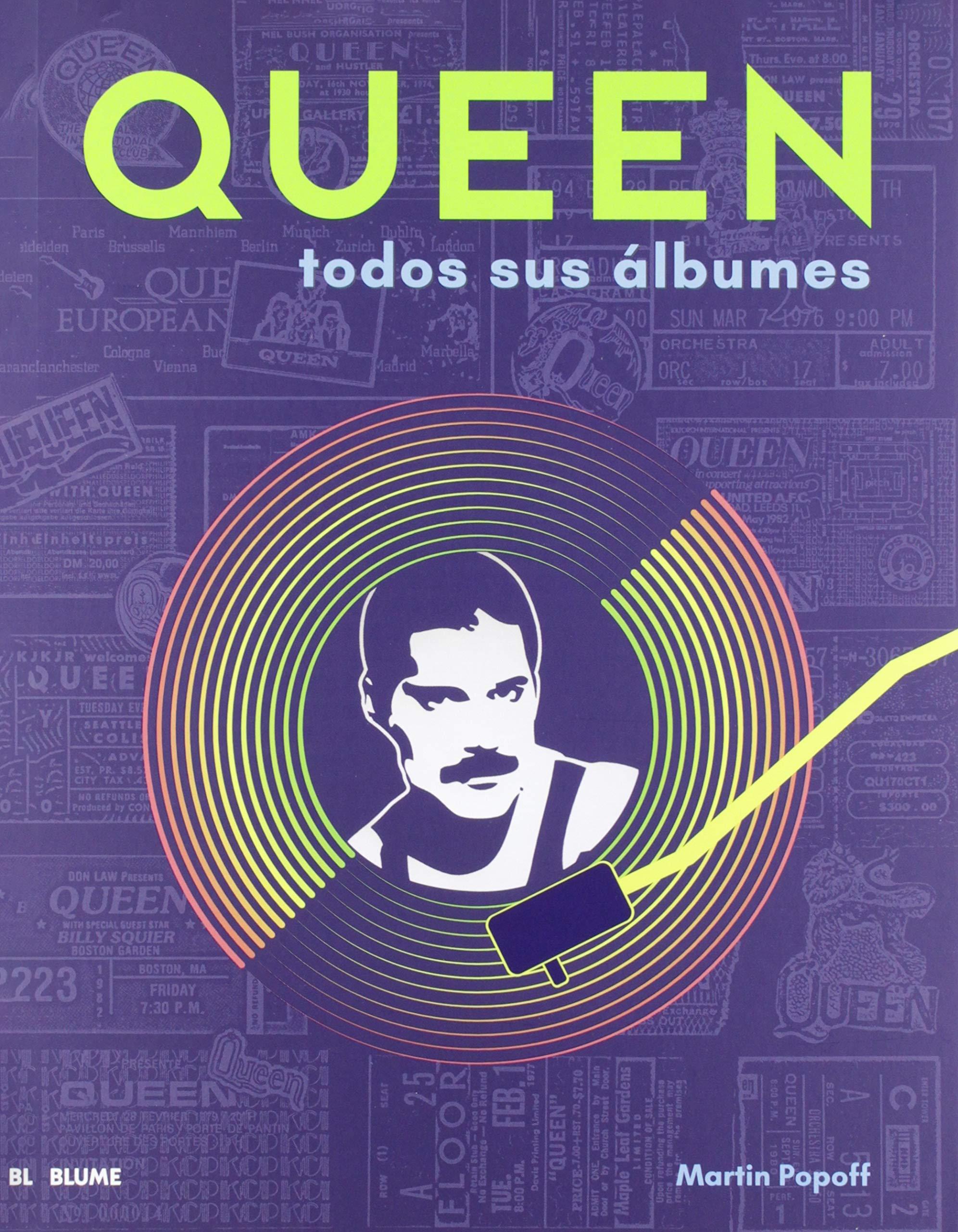 queen todos sus albumes
