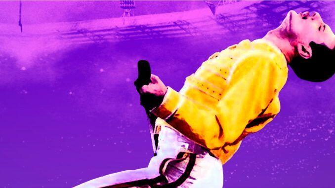 Queen Forever Freddie Mercury