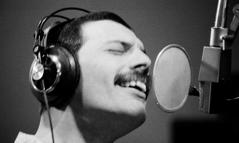 FreddieMeter Freddie Mercury Queen One Vision 1986