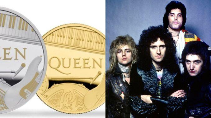 queen moneda