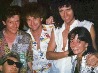 brian may roger taylor john deacon