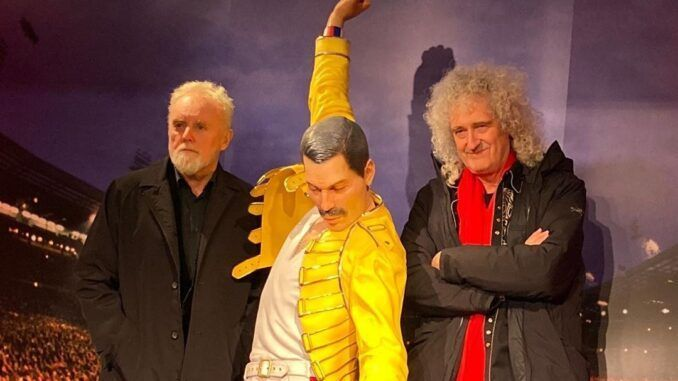 brian may queen tokio japon