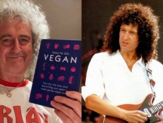 Brian May vegano 2020