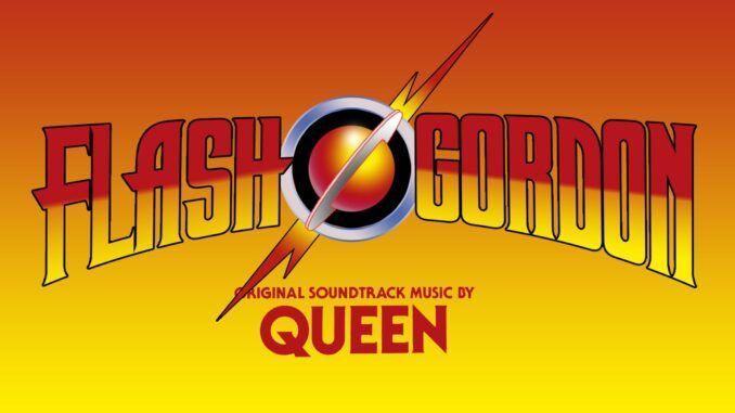 flash gordon queen