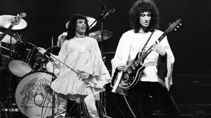 freddie mercury brian may rainbow