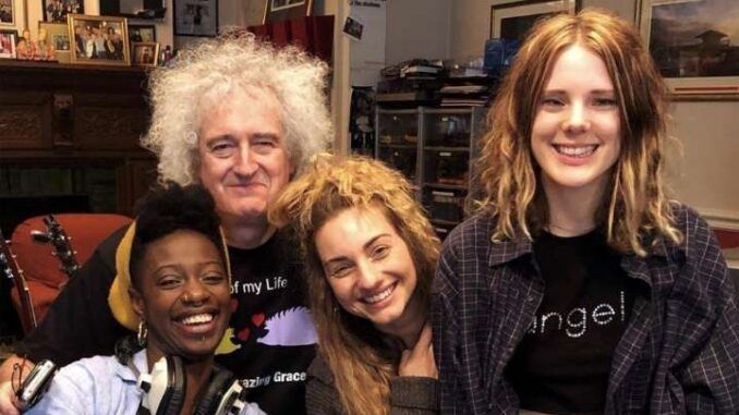 Brian May Kings Daughters