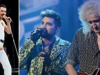 Freddie Mercury Queen Adam Lambert