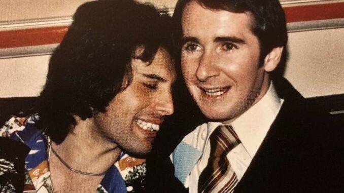 Freddie Mercury John Reid Queen