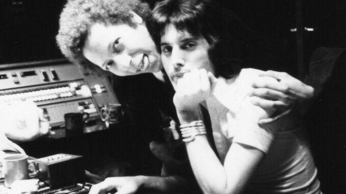 Peter Straker - Freddie Mercury