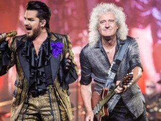 adam lambert brian may rhapsody tour queen