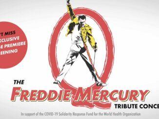 freddie mercury concierto tributo wembley