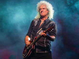 Brian May Queen bohemian