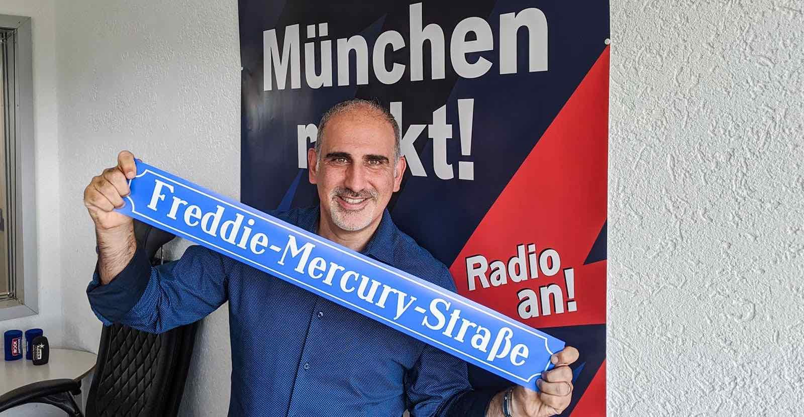 Freddie Mercury Múnich