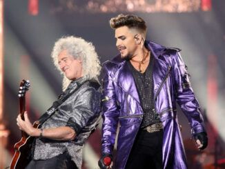 Queen Adam Lambert Brian May