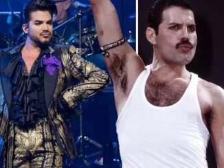 Adam Lambert Freddie Mercury Queen