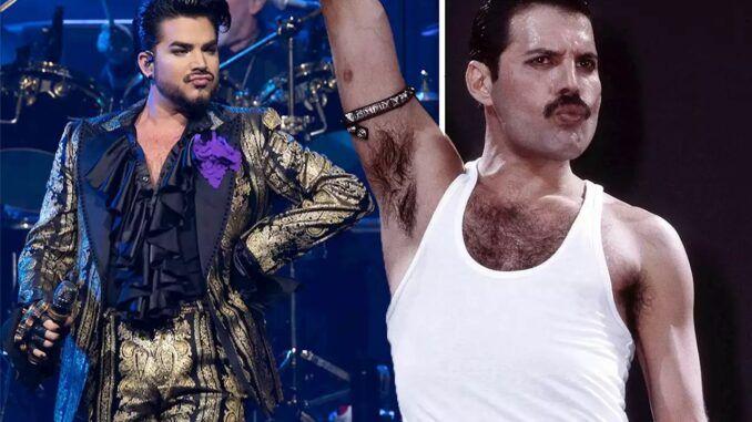 Adam Lambert Freddie Mercury Queen