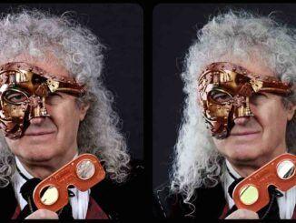 Brian May OWL LSC 3-D