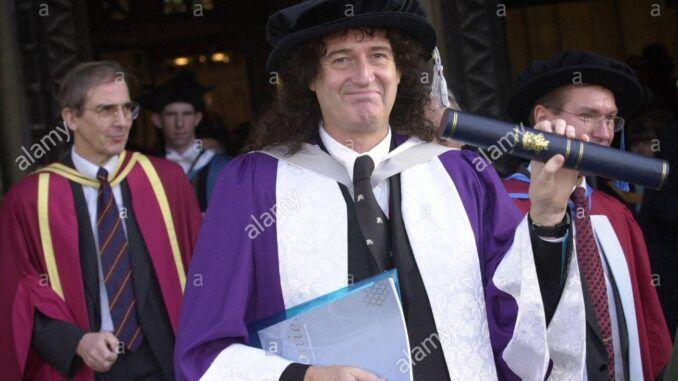 brian may honoris causa londres