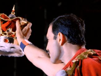 Freddie Mercury Queen Budapest 1986