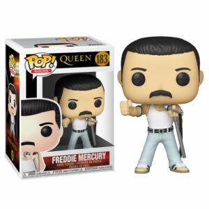 Figura POP Freddie Mercury Live Aid