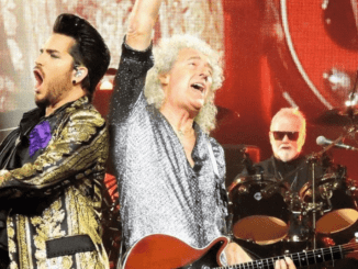 queen adam lambert brian may roger taylor 2020 aqueenofmagic