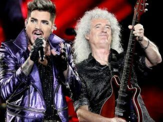 queen adam lambert tour live brian may aqueenofmagic