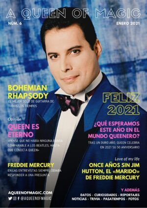 AQOM REVISTA NUM 6 Queen