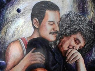 freddie mercury brian may aqueenofmagic