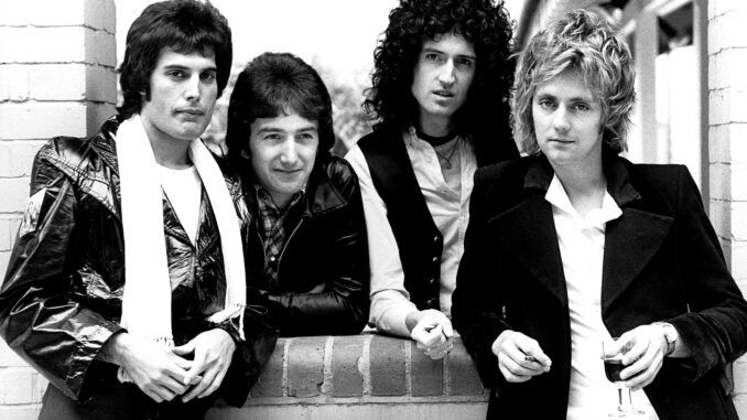 Queen 1978 Spread Your Wings News Of The World
