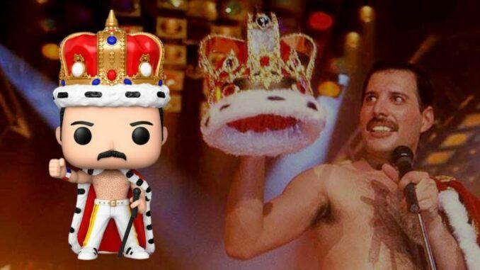 freddie mercury funko king