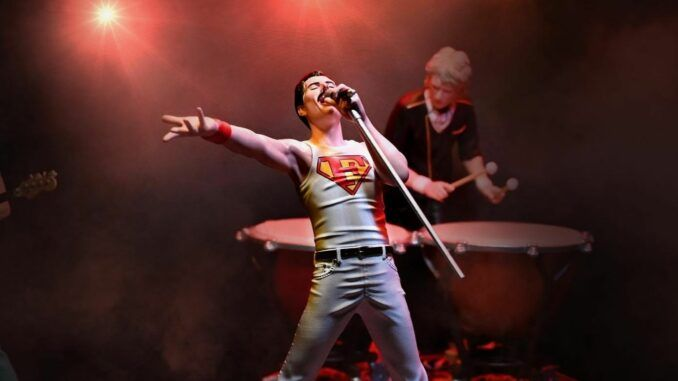Queen Rock Iconz Figuras