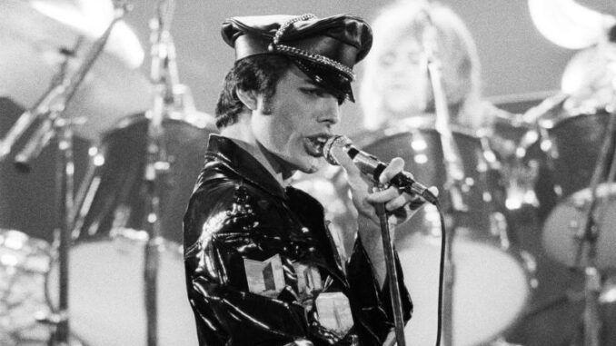 freddie mercury queen 1978