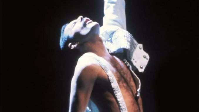 Freddie Mercury Born To Love You