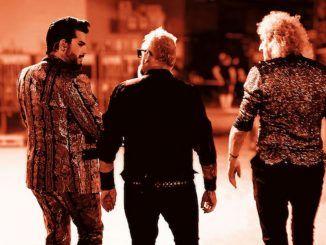 Queen + Adam Lambert Record