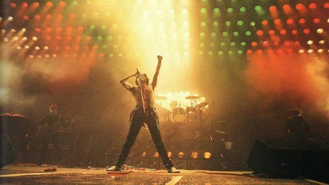 freddie mecury tokio 1979 queen