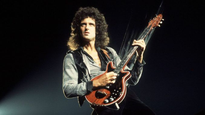 brian may queen red special live
