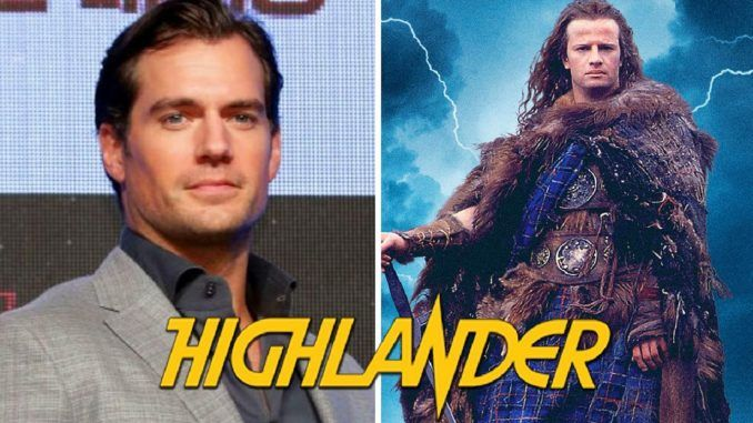 henry cavill highlander los inmortales queen
