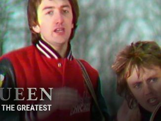 queen we will rock you the greatest brian may