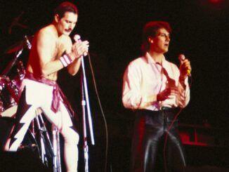 Tony Hadley Freddie Mercury
