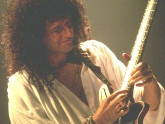 Brian May Queen Resurrection Back To The Light 1992
