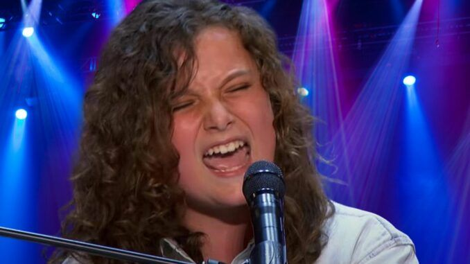 Dylan Zangwill Somebody To Love Queen Americas Got Talent