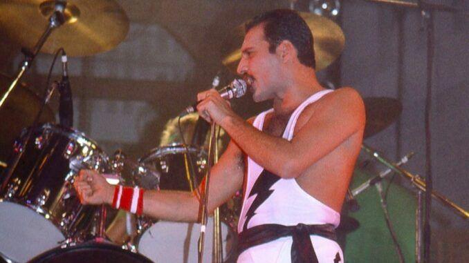 freddie mercury queen the works tour 1984 1985